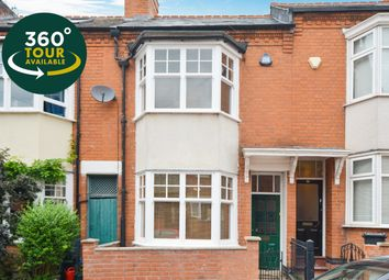 Thumbnail 3 bed terraced house for sale in Fleetwood Road, Clarendon Park, Leicester