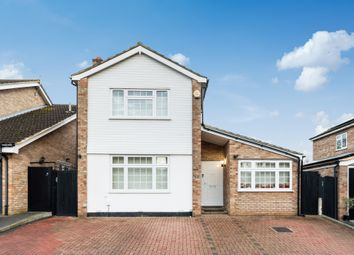 Thumbnail 4 bed detached house for sale in Badgers Copse, Worcester Park