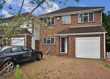 Thumbnail 4 bed detached house for sale in Bridle Road, Shirley, Croydon, Surrey