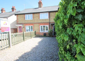Thumbnail 3 bed terraced house for sale in Feering Hill, Feering, Colchester