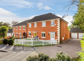Juniper Close, Oxted RH8. 3 bed end terrace house for sale