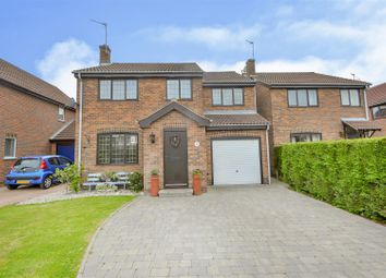 Thumbnail 4 bed detached house for sale in Empingham Close, Toton, Beeston, Nottingham