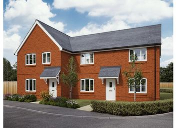 Thumbnail 3 bedroom semi-detached house for sale in Plot 54 Lea Meadow, Sonning Common, Berkshire