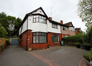 4 bed semi-detached house for sale in Heywood Road, Prestwich, Manchester M25