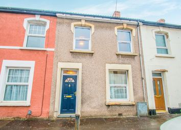 Thumbnail 3 bed terraced house for sale in Planet Street, Roath, Cardiff