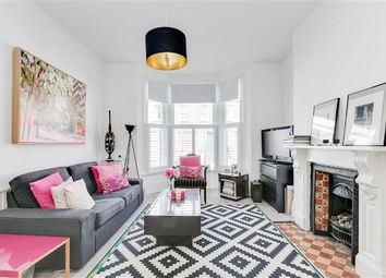 Thumbnail 4 bed flat for sale in Halford Road, London