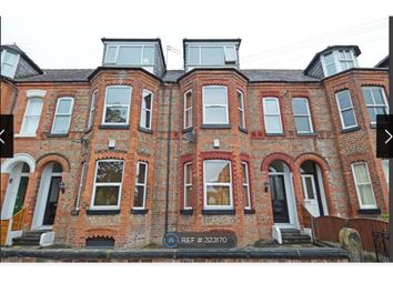 Thumbnail 1 bed flat to rent in Wycliffe Road, Urmston