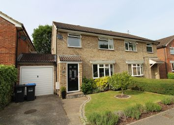 Thumbnail 3 bed semi-detached house to rent in Westway, Copthorne, Crawley, West Sussex.
