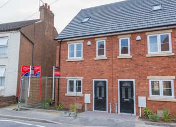 Thumbnail 3 bed end terrace house for sale in College Street, Irthlingborough, Wellingborough