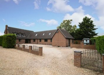 Thumbnail 7 bed detached house for sale in Station Road, Willington