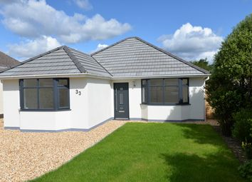 Thumbnail 3 bed detached bungalow for sale in Seafield Road, Barton On Sea, New Milton