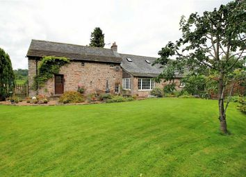 Thumbnail 4 bed detached house for sale in The Mill, Millhouse, Hesket Newmarket, Cumbria