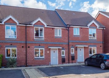 Thumbnail 3 bed terraced house for sale in Redpoll Road, Queens Hill, Norwich