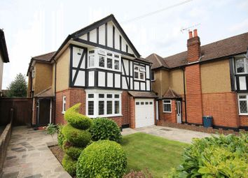 Thumbnail 4 bedroom detached house for sale in Park View, Pinner