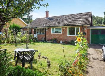 Thumbnail 2 bed detached bungalow for sale in St Marys Close, Flixton, Bungay