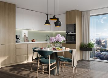 Thumbnail 1 bed flat for sale in Sayer Street, London