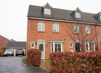Thumbnail 4 bed end terrace house for sale in Beacon Grove, Stone