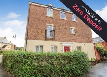 Thumbnail 3 bed town house to rent in Setts Green, Bourne