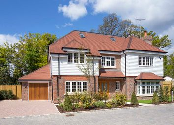 Thumbnail 4 bedroom detached house for sale in Holcombe House Gardens, London Rd, Sunningdale, Berkshire