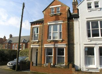 Thumbnail 4 bed end terrace house for sale in Stradbroke Road, Southwold