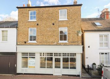 Thumbnail 2 bed flat to rent in Flat 2, 12 High Street, Thames Ditton