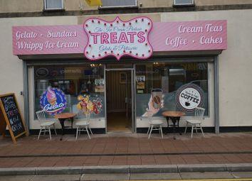 Thumbnail Restaurant/cafe for sale in High Street, Burnham-On-Sea