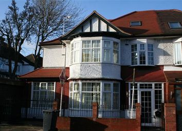 Thumbnail 6 bed semi-detached house to rent in Ambrose Avenue, London