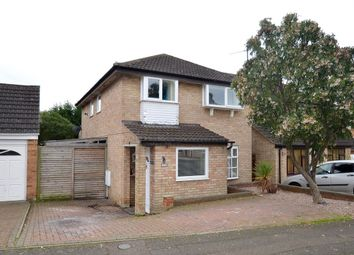 Thumbnail 4 bed detached house for sale in Lindisfarne Drive, Kettering