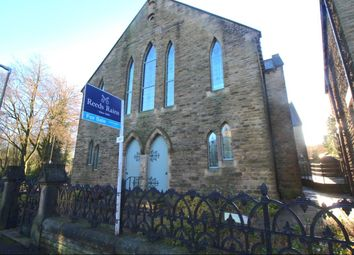 Thumbnail 1 bed flat for sale in St. Marys Road, Glossop