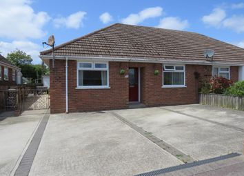 Thumbnail 2 bedroom semi-detached bungalow for sale in Westland Road, Lowestoft