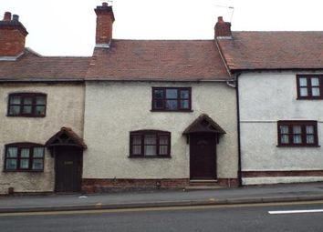 Thumbnail 1 bed cottage to rent in Wood Street, Ashby-De-La-Zouch