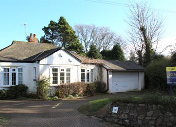 Thumbnail 4 bed detached bungalow for sale in Oldway, Bishopston, Swansea