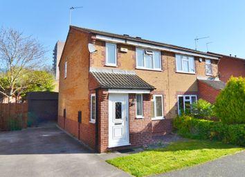 Thumbnail 3 bed semi-detached house for sale in Bendigo Lane, Nottingham
