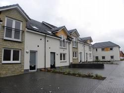 Thumbnail 1 bed flat to rent in Broomhill Court, Larkhall