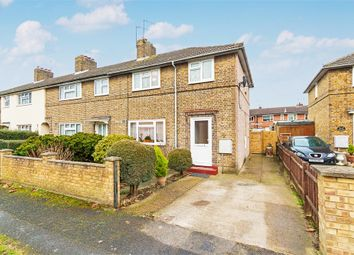 Thumbnail 3 bed end terrace house for sale in Acacia Avenue, West Drayton, Middlesex