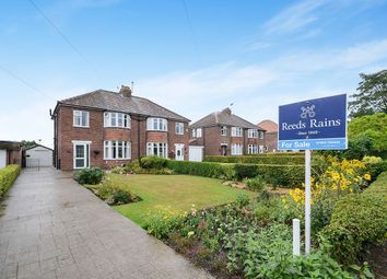 Thumbnail 3 bed semi-detached house for sale in East Lane, Shipton By Beningbrough, York