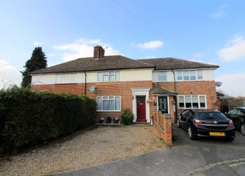 Thumbnail 3 bed semi-detached house to rent in Bittenham Close, Stone, Aylesbury