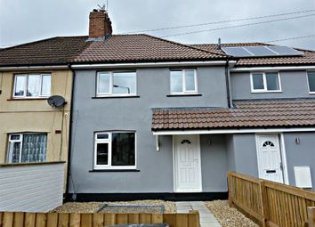 Thumbnail 3 bed terraced house for sale in Daventry Road, Knowle, Bristol