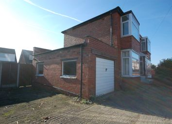 Thumbnail Semi-detached house for sale in Longway, Blackpool