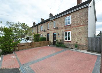 Thumbnail 3 bed end terrace house for sale in Earlsford Road, Mellis, Eye