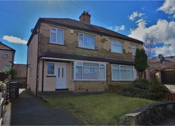 Thumbnail 3 bed semi-detached house for sale in Lesmere Grove, Bradford