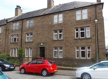 Thumbnail 2 bed flat to rent in Mitchell Street, Dundee