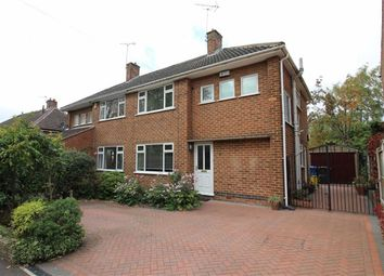Thumbnail 3 bedroom semi-detached house for sale in Ferrers Way, Allestree, Derby