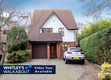 Thumbnail 4 bed detached house for sale in Wren Drive, West Drayton, Middlesex