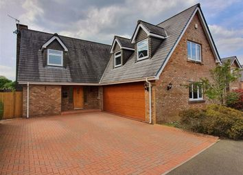 4 bed detached house for sale in Broadwood, Penllergaer, Swansea SA4