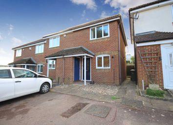 2 bed semi-detached house to rent in Milward Gardens, Binfield, Bracknell RG12