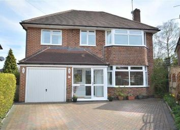 Thumbnail 5 bed detached house for sale in Eaton Close, Allestree, Derby