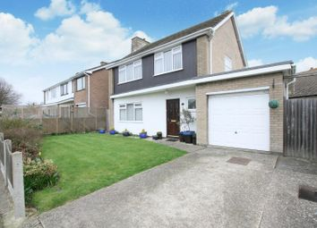 Thumbnail 3 bed detached house for sale in Swalecliffe Road, Whitstable
