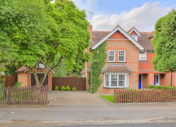 Thumbnail 4 bed semi-detached house for sale in Clarence Road, Harpenden
