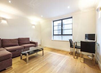 Thumbnail 1 bedroom flat to rent in Curlew Street, London